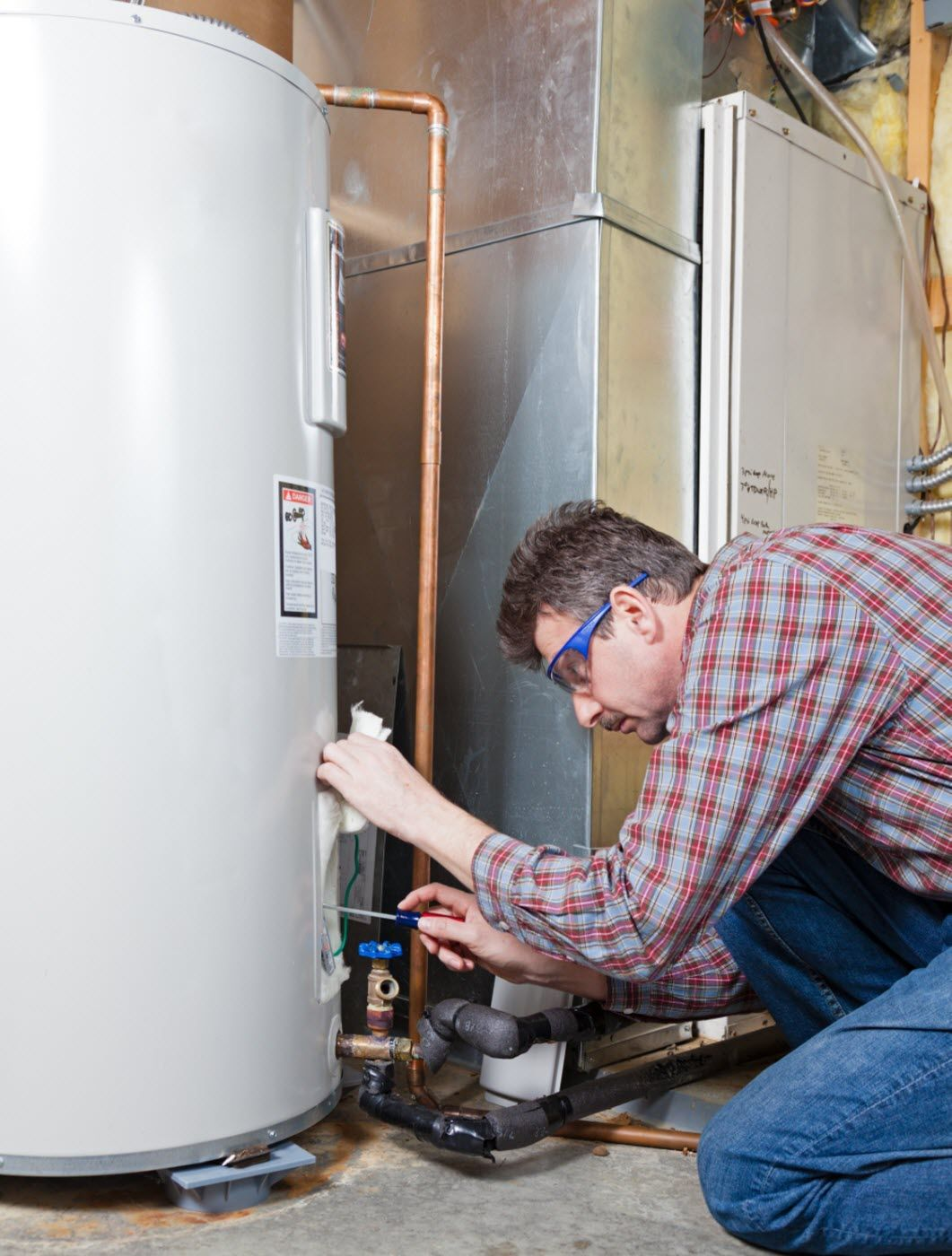 5 Signs that Your Hot Water Tank is Dying